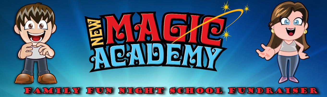 no effort school fundraiser availability new magic academy