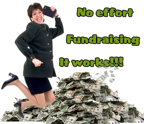 school fundraiser program no risk no work just cash the check